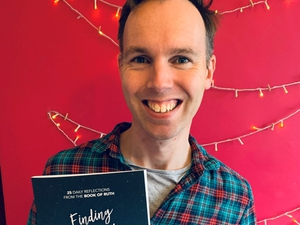 Cumbrian vicar's first book set for international promotion