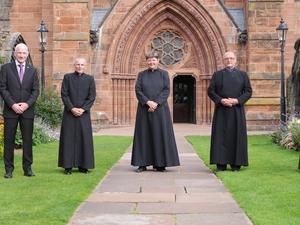 Distinctive Deacons Ordination