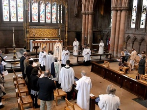 Prayers for our 2021 ordinands