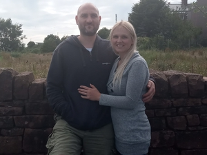Couple to celebrate church wedding as coronavirus restrictions are lifted