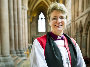 Bishop of Penrith records special Easter message