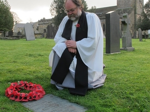 Cumbrian service marks centenary of Unknown Warrior's burial